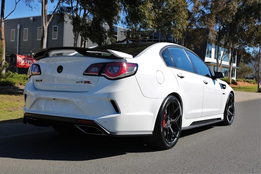for sale 2017 hsv gtsr w1 with 22km on the clock