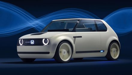 Honda reveals retro Urban EV Concept, on sale in 2019