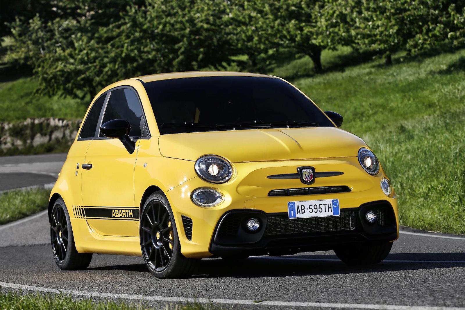 2018 Abarth 595 update now on sale in Australia from $26,990 ...