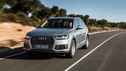 2018 Audi Q7 e-tron on sale in Australia in January