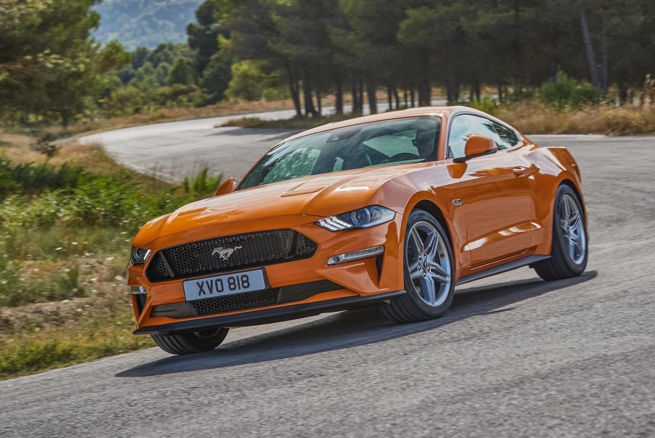 Euro-spec 2018 Ford Mustang unveiled, more power for V8 | PerformanceDrive