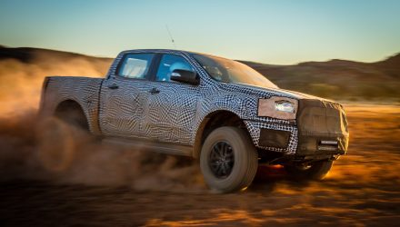 Ford Ranger Raptor confirmed, on sale in Australia in 2018