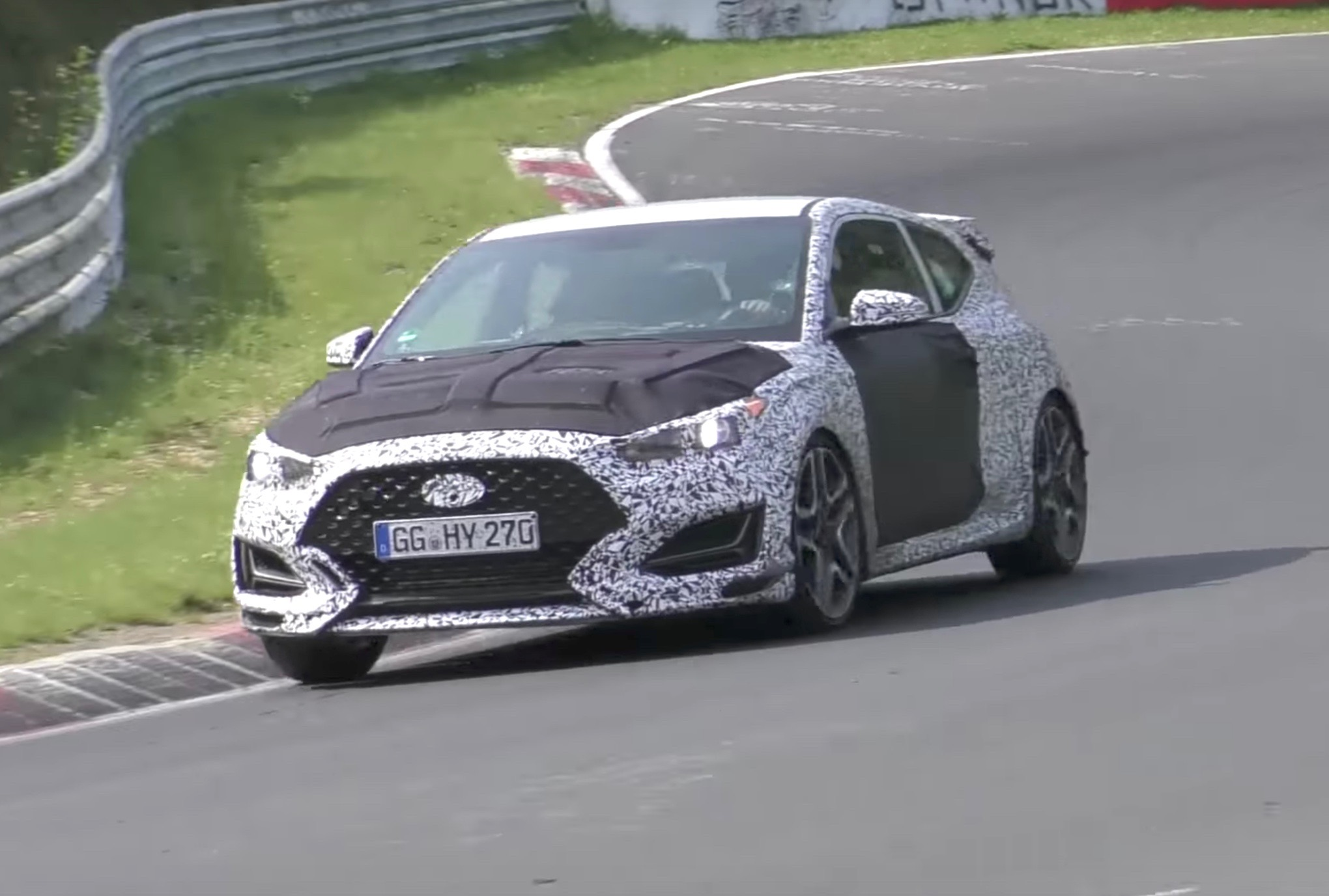 2018 hyundai veloster n. modren veloster hyundai n is the performance arm of south korean brand you may  remember i30 revealed a couple months ago well it seems firm planning  in 2018 hyundai veloster n s