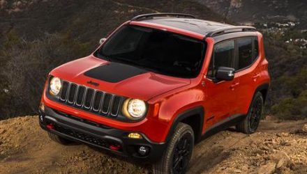 2018 Jeep Renegade revealed; Uconnect updated, more tech