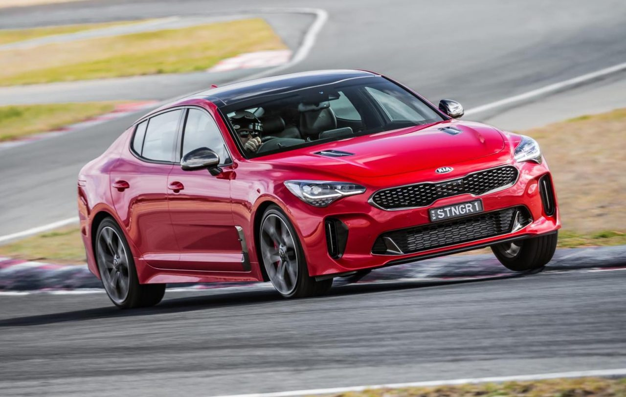 kia stinger full australian lineup announced s si gt in 200 330 form performancedrive. Black Bedroom Furniture Sets. Home Design Ideas