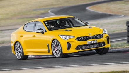 Kia Stinger full Australian lineup announced; S, Si, GT in 200 & 330 form