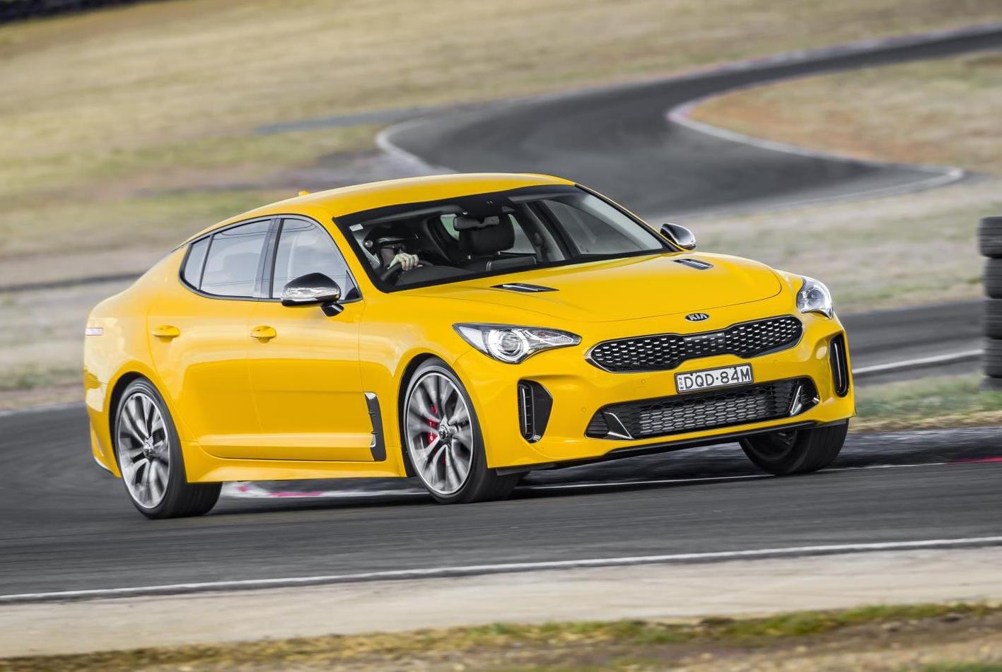2018 kia stinger gt price.  Kia The Flagship Engine Which Is A 33litre Twinturbo V6 Churning Out  272kW And 510Nm Itu0027s Available In Three Grades Including 330S 330Si GT Inside 2018 Kia Stinger Gt Price N