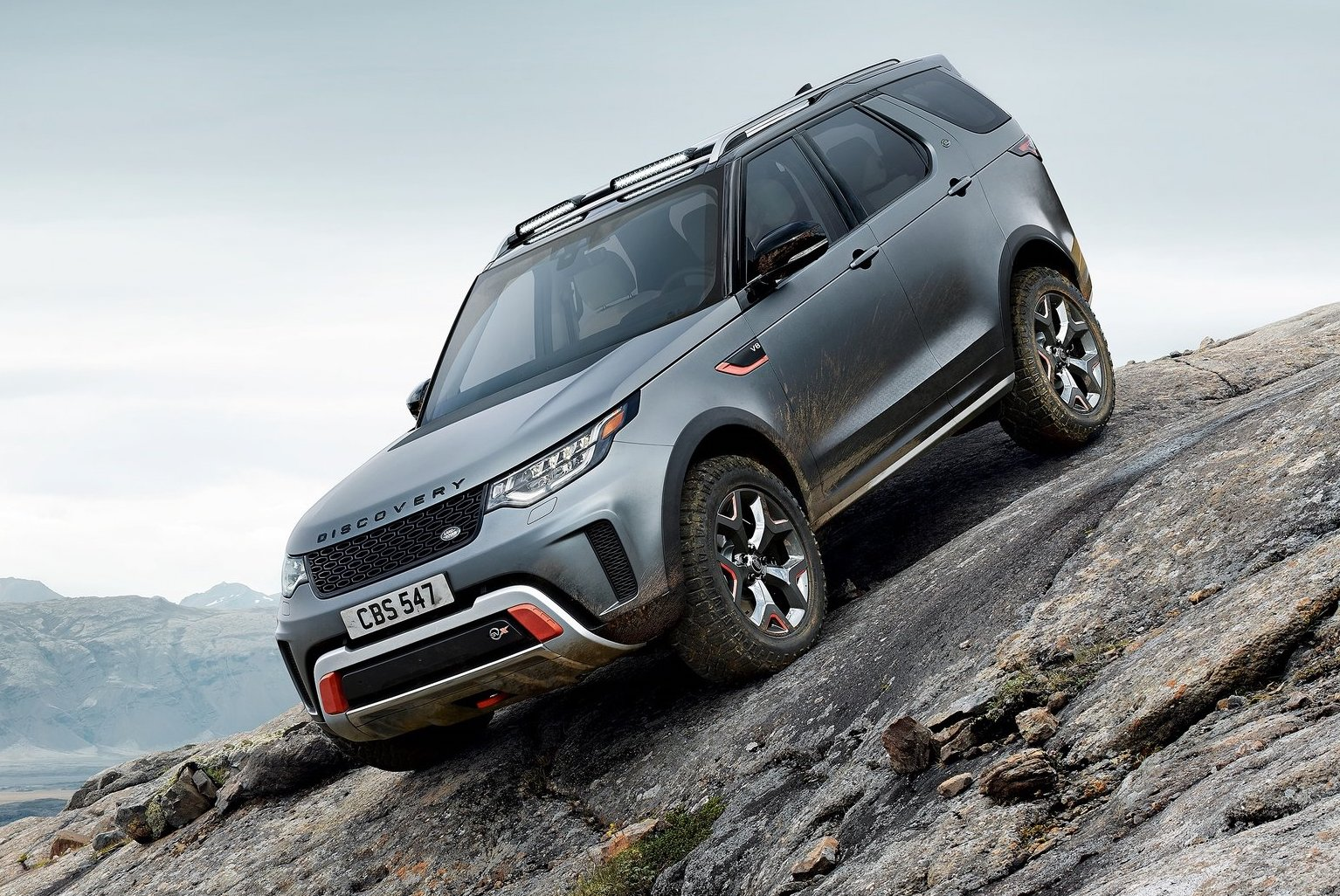 'Ultimate' Land Rover Discovery breaks cover
