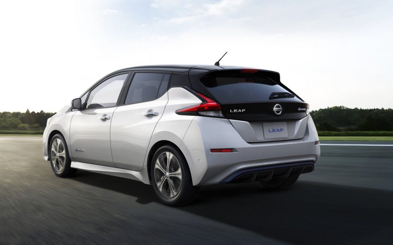 all new 2018 nissan leaf unveiled with increased power range performancedrive. Black Bedroom Furniture Sets. Home Design Ideas