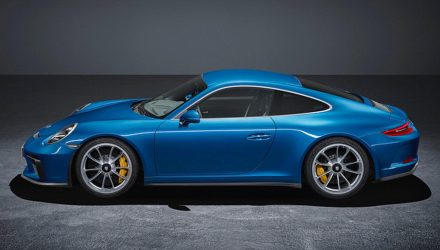 2018 Porsche 911 GT3-based 'Touring' leaks online