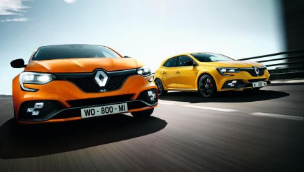 2018 Renault Megane R.S. revealed with potent 1.8T