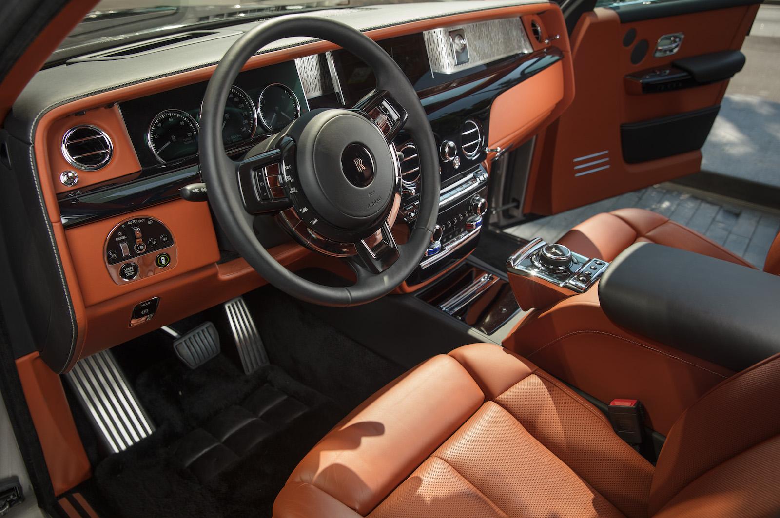 New Rolls Royce Phantom Viii Debuts In Australia Performancedrive
