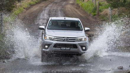 2018 Toyota HiLux updates announced, 10 new variants