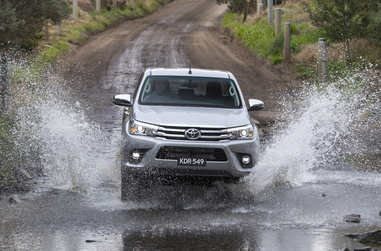2018 toyota ute. Perfect Ute Following Market Demand Toyota Is Introducing Three SR Extra Cabchassis  Variants With Either A Sixspeed Manual Or Auto Featuring The 28litre  Throughout 2018 Toyota Ute E