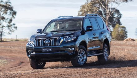 2018 Toyota Prado revealed, on sale in Australia in November