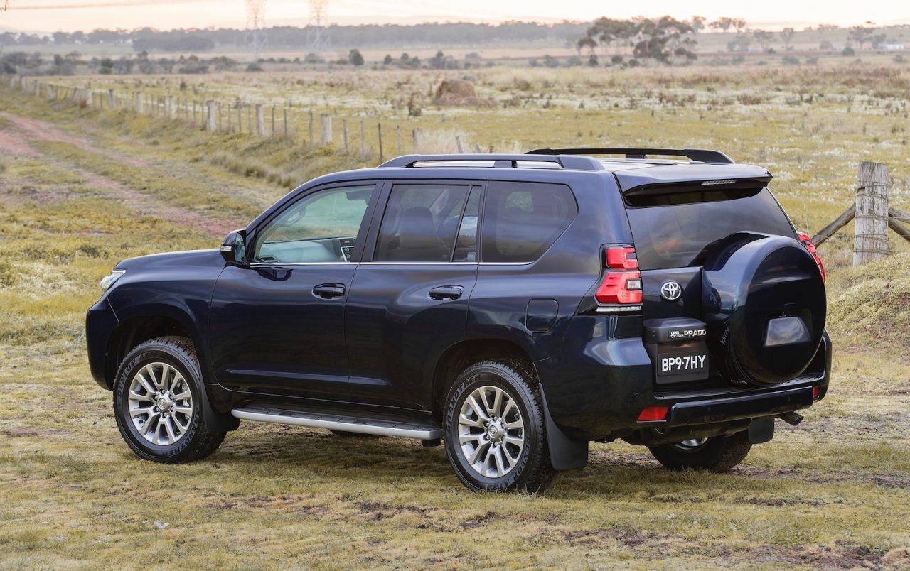 2018 Toyota Prado Revealed On Sale In Australia In