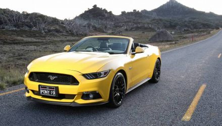 Australia becomes most popular market for RHD Ford Mustang, globally