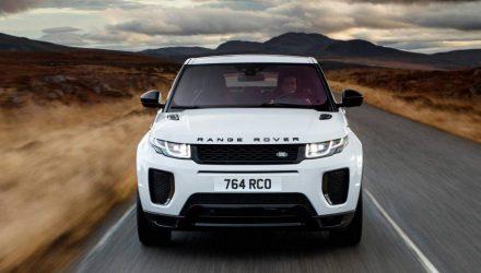 2019 Range Rover Evoque debuting 1.5 3cyl hybrid – report