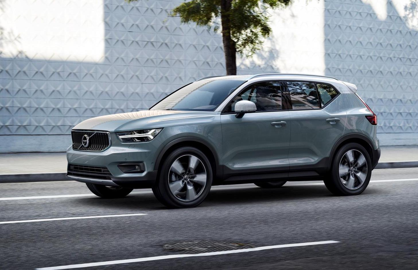 volvo xc40 officially revealed debuts care by volvo subscription performancedrive. Black Bedroom Furniture Sets. Home Design Ideas