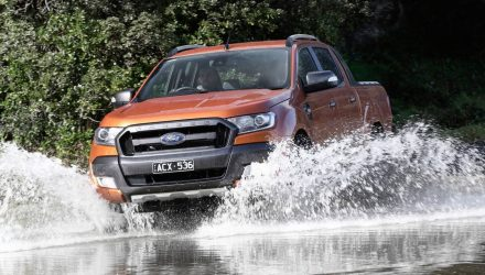 Australian vehicle sales for September 2017 – Ford Ranger climbs to top