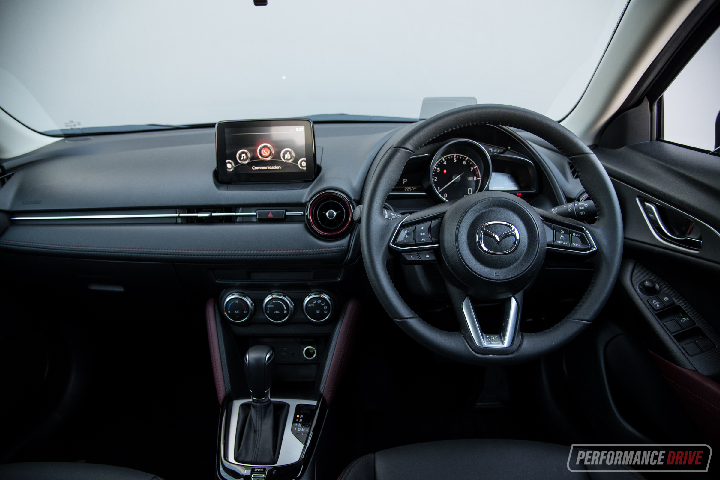 Mazda Mzd Connect Apps >> 2017 Mazda CX-3 sTouring AWD review (video) | PerformanceDrive