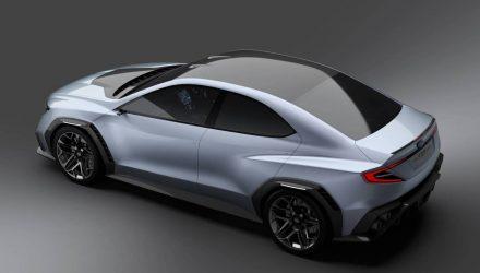 Subaru VIZIV Performance revealed, WRX of the future?