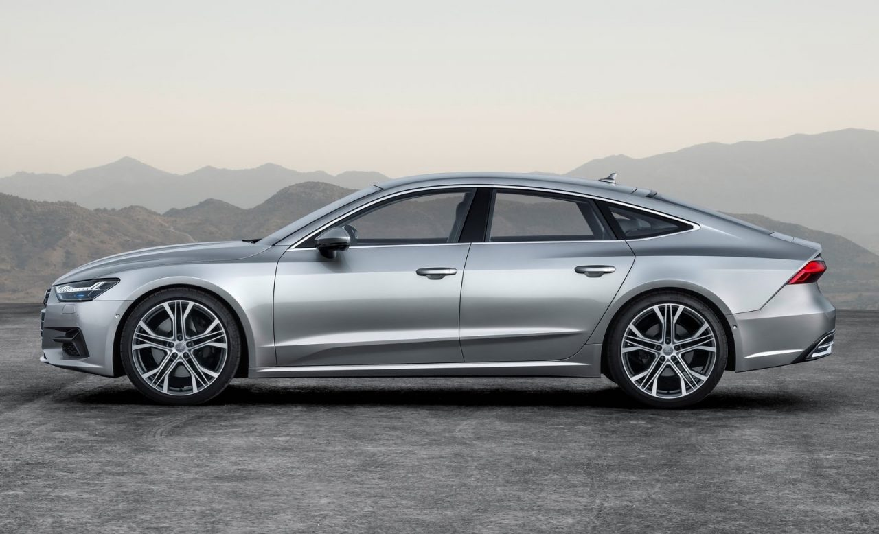 2018 Audi A7 Sportback Revealed Gets Mild Hybrid Tech