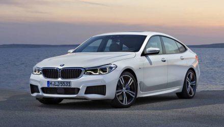 2018 BMW 6 Series Gran Turismo on sale in Australia