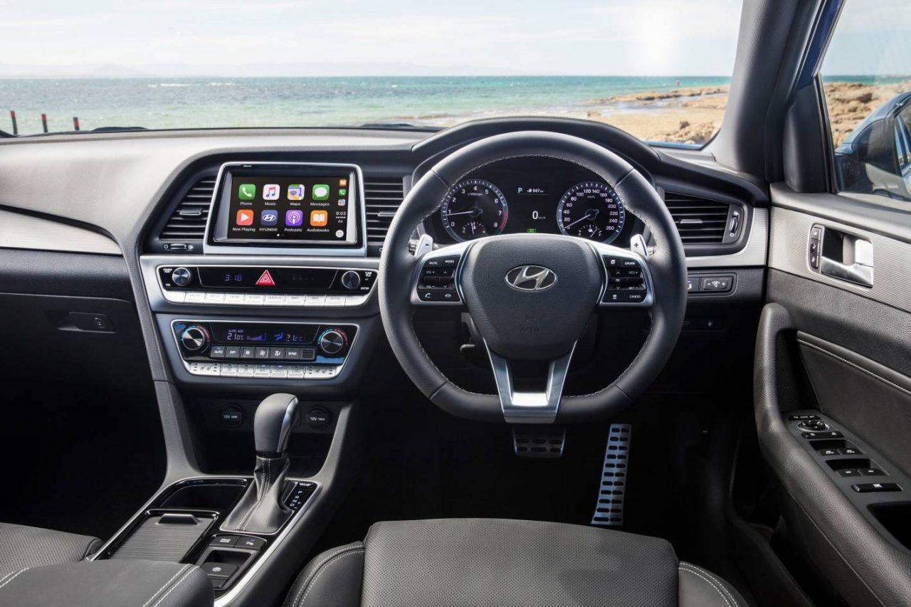 2018 Hyundai Sonata now on sale in Australia, 8spd auto ...