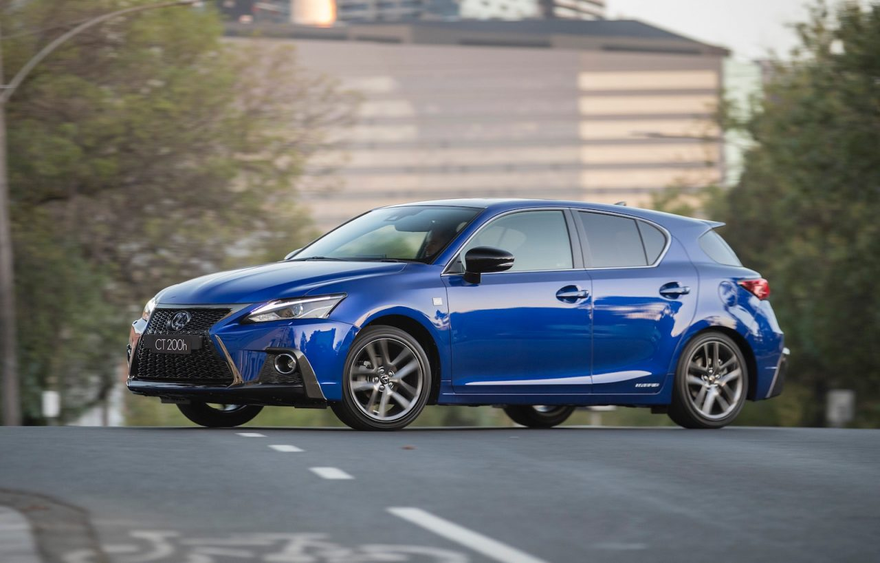 2018 lexus ct 200h on sale in australia from 40 900. Black Bedroom Furniture Sets. Home Design Ideas