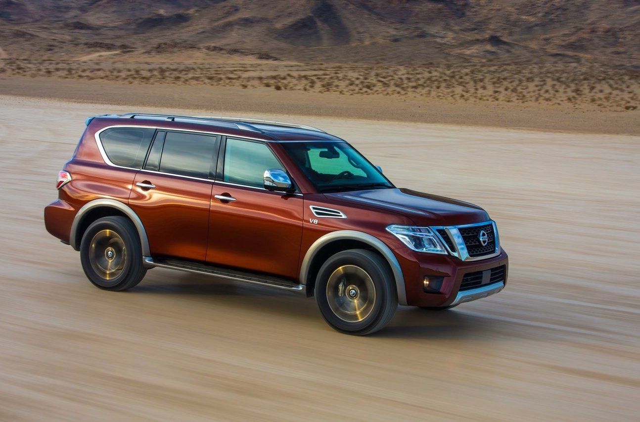 2018 nissan patrol y62 updates announced for australia performancedrive. Black Bedroom Furniture Sets. Home Design Ideas
