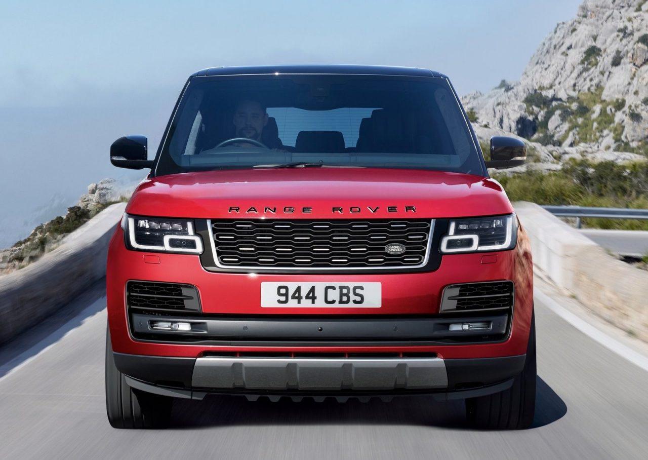 2018 Range Rover Revealed Hybrid Added More Power For
