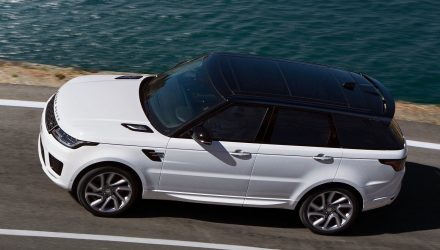 2018 Range Rover Sport announced, P400e hybrid confirmed for Australia