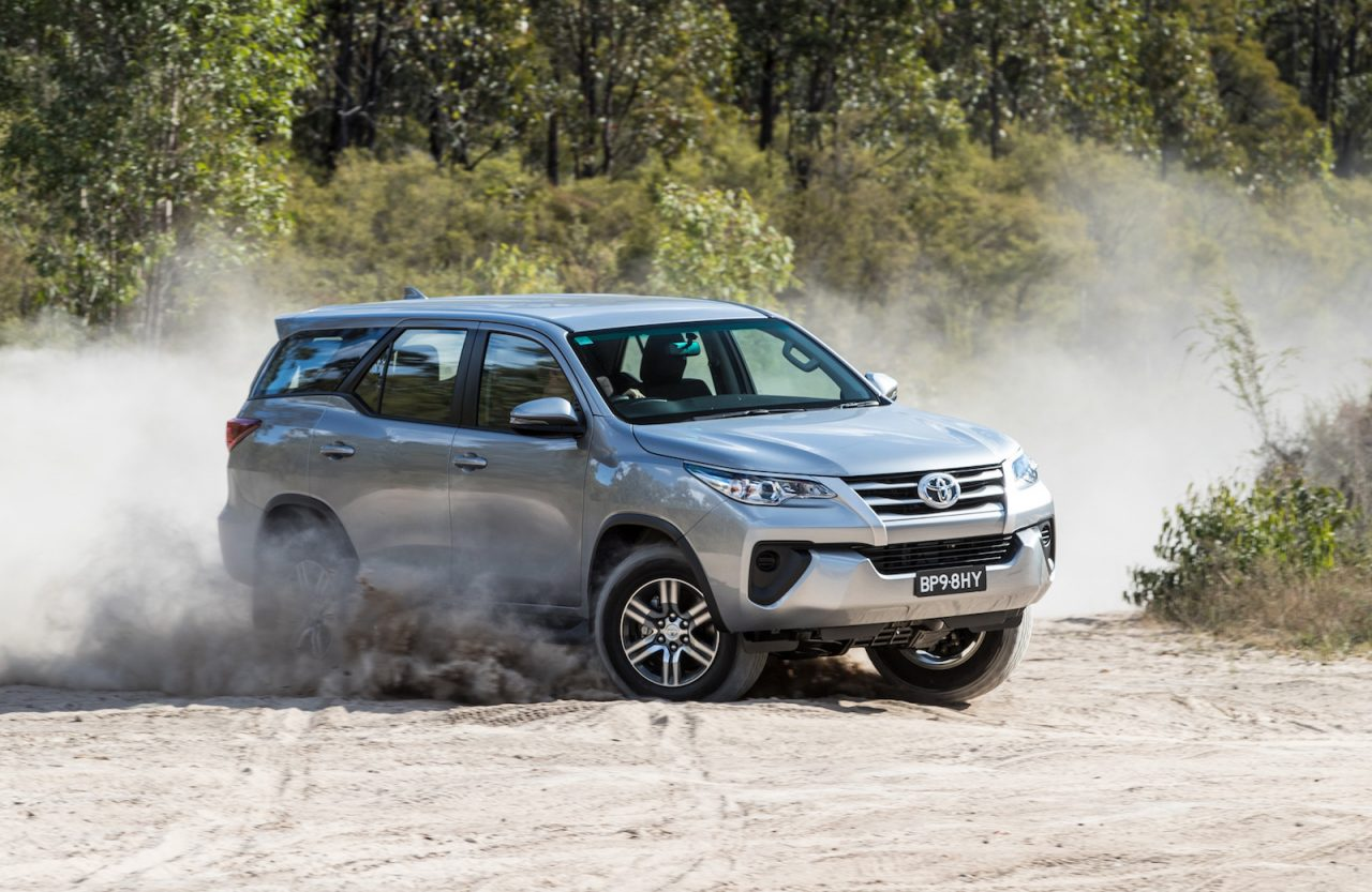 2018 Toyota Fortuner Now On Sale Prices Cut By 5000 Performancedrive