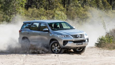 2018 Toyota Fortuner now on sale, prices cut by $5000