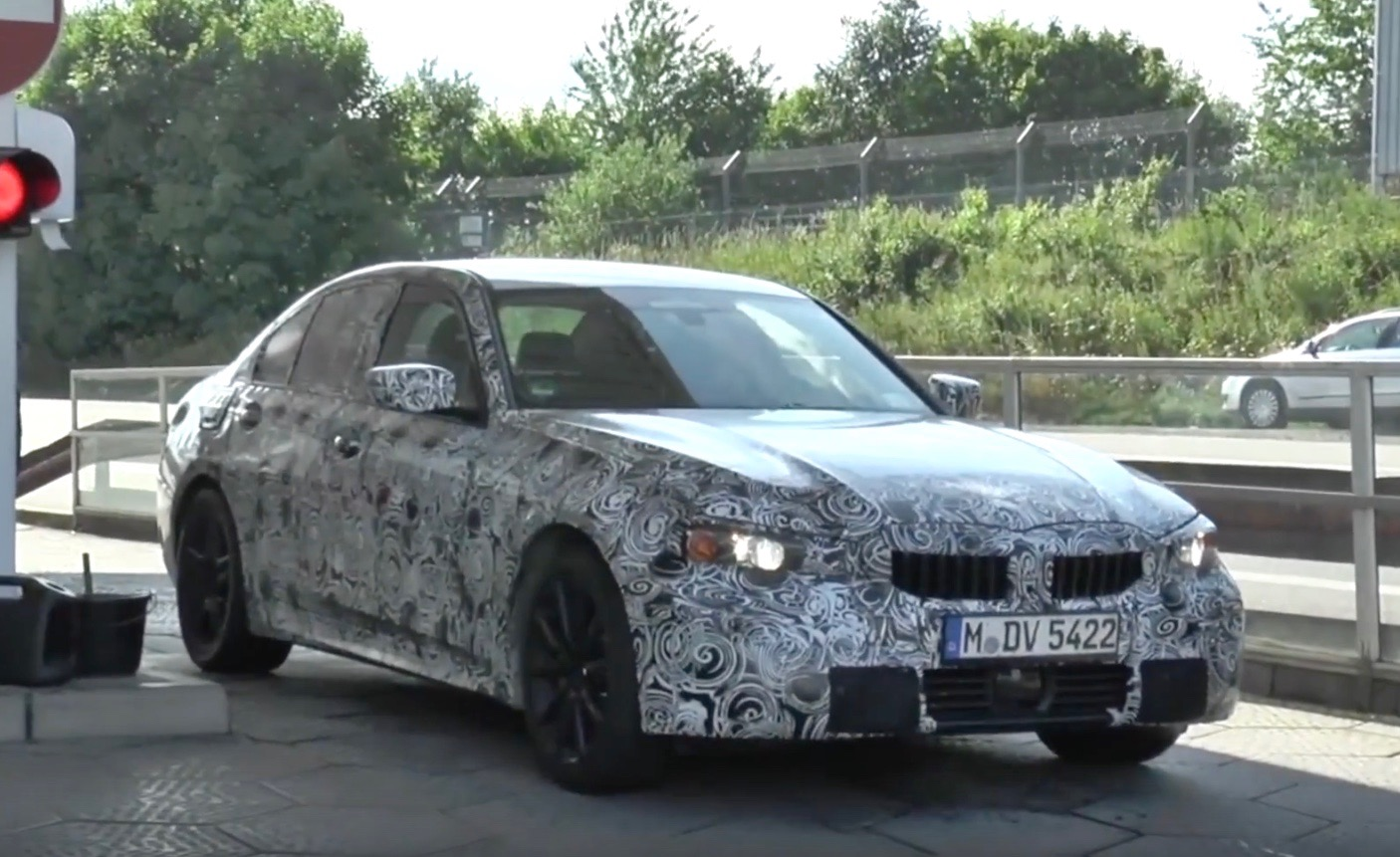 2019 Bmw 3 Series G20 Spotted To Adopt Clar Platform Video Performancedrive