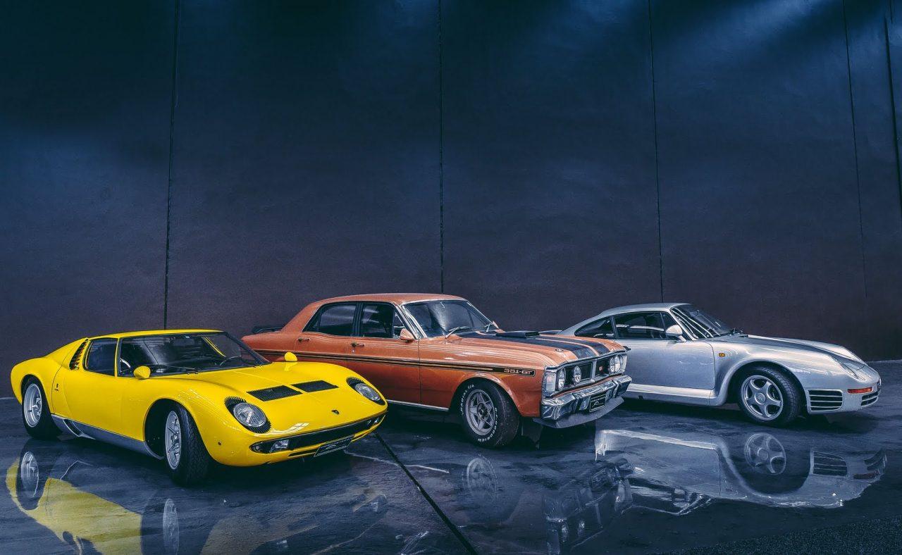 Porsche 959 For Sale >> For Sale: Gosford Classic Car Museum announces mega auction | PerformanceDrive