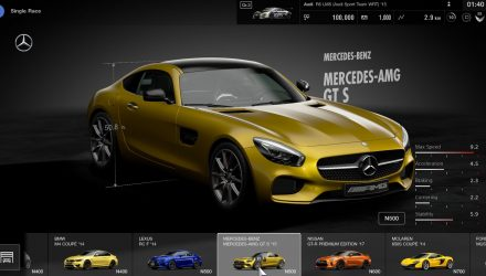 Gran Turismo Sport; full 162-car lineup confirmed (video)