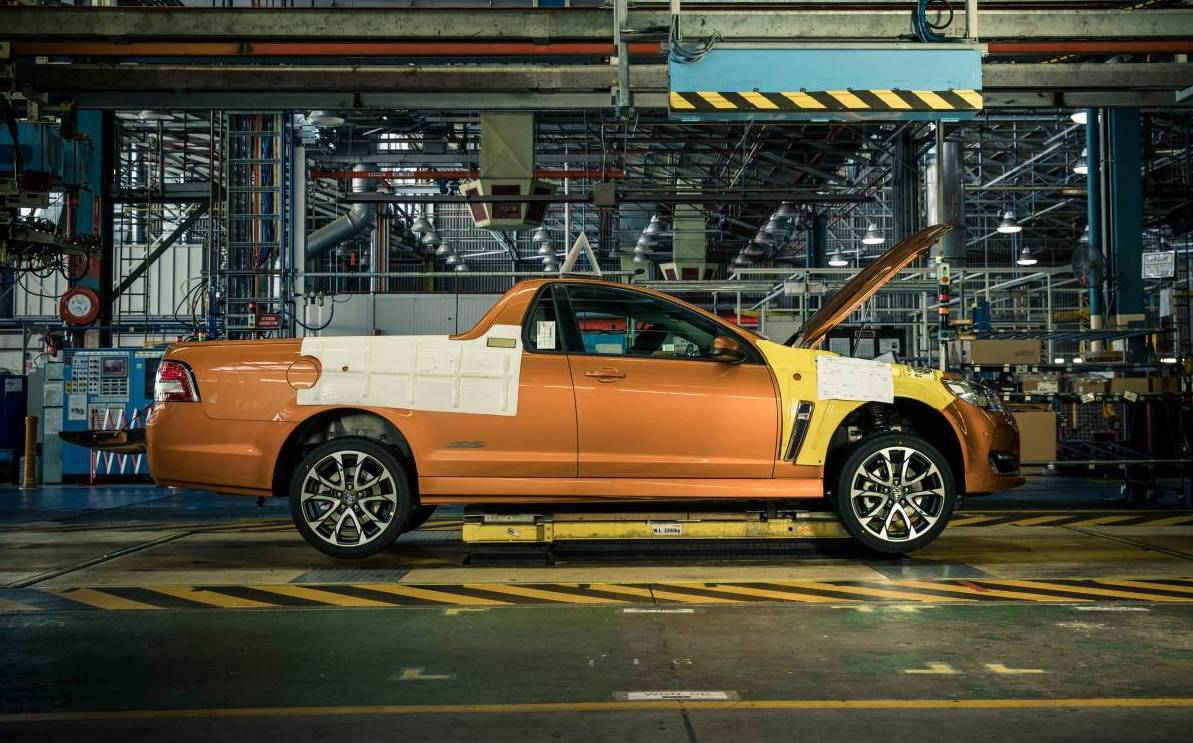 Last Holden made in Australia rolls off production line ...