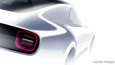 Honda Sports EV concept to debut at Tokyo show
