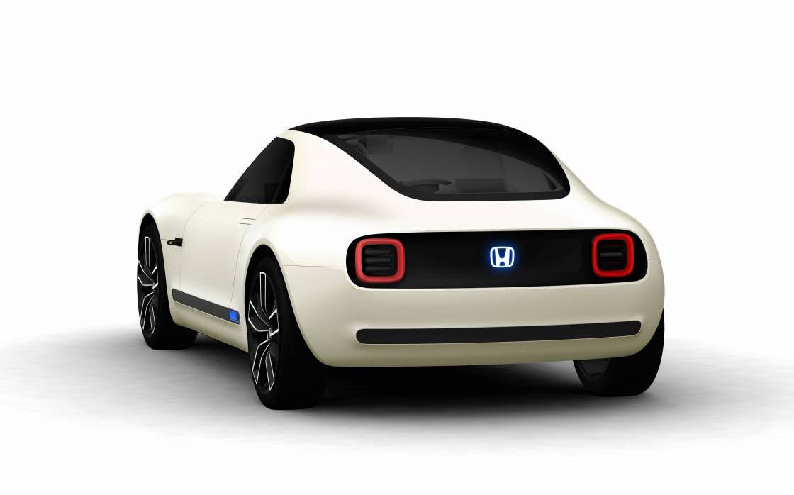 honda sports ev urban ev concepts revealed performancedrive. Black Bedroom Furniture Sets. Home Design Ideas