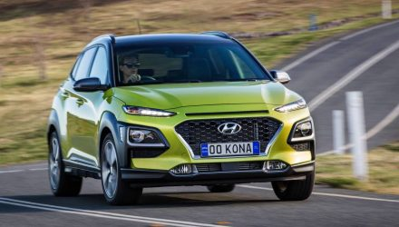 Hyundai Kona on sale in Australia from $24,500
