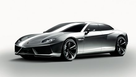 Lamborghini deciding between 4-door sedan & new Miura – report