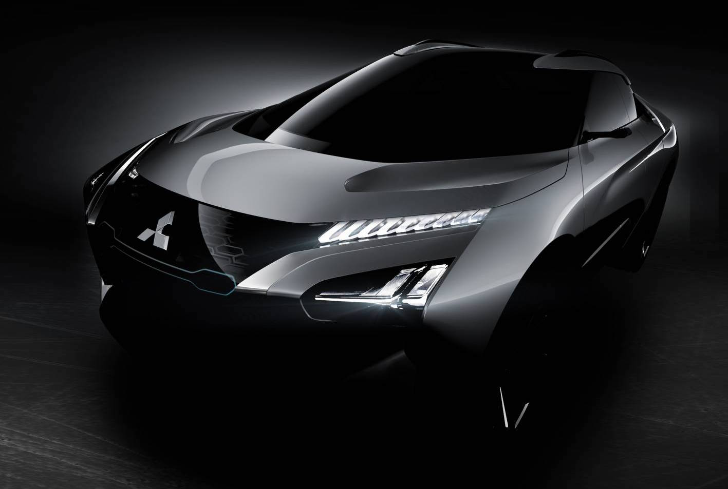 Mitsubishi e-Evolution concept puts artificial intelligence in the spotlight