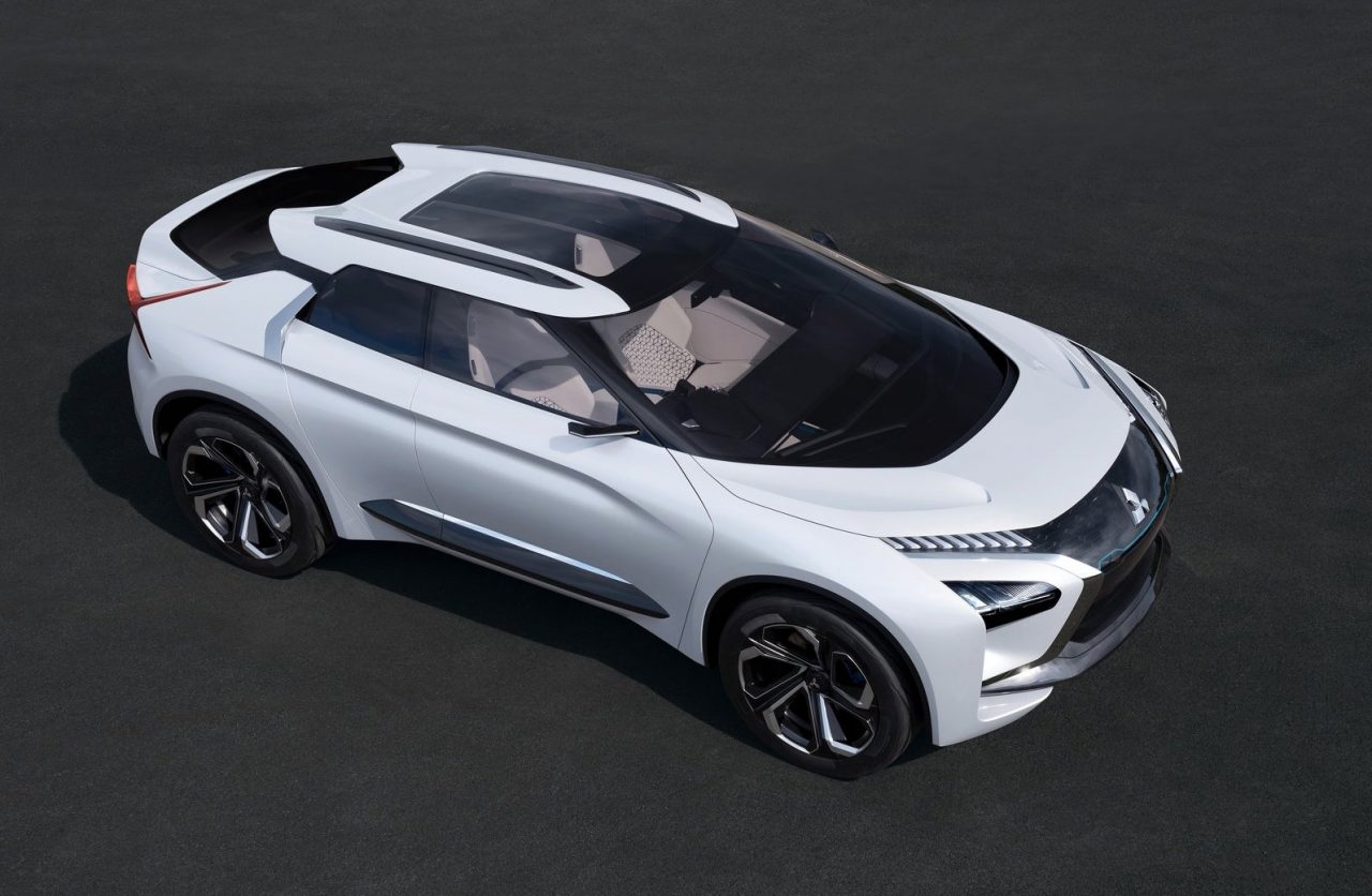Mitsubishi e-Evolution concept revealed, new direction for ...