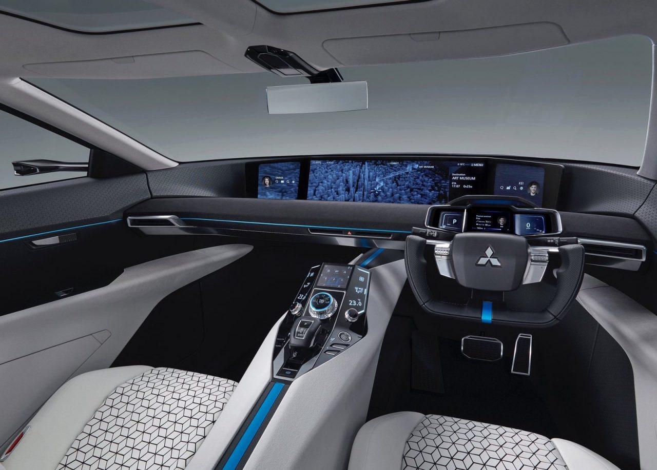 Mitsubishi e-Evolution concept revealed, new direction for ...