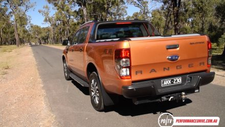 Top 5 quickest 2017 diesel utes across 0-100km/h tested by PerformanceDrive