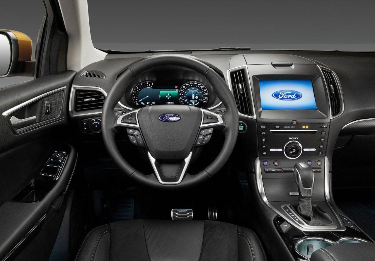 Ford Endura name confirmed for Australian Ford Edge SUV ...
