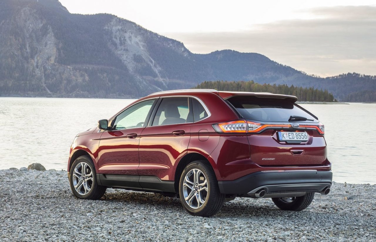 ford endura name confirmed for australian ford edge suv performancedrive. Black Bedroom Furniture Sets. Home Design Ideas