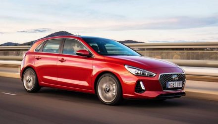 Australian vehicle sales for October 2017 (VFACTS) – Hyundai i30 takes the lead